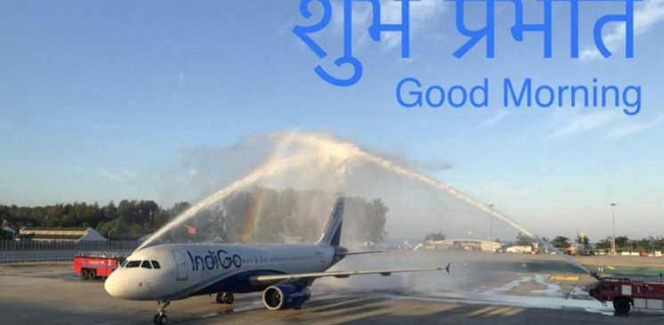 26 NOV INDIGO LAUNCHED THE NEW DIRECT FLIGHT ROUTE FROM DELHI TO PHUKET
