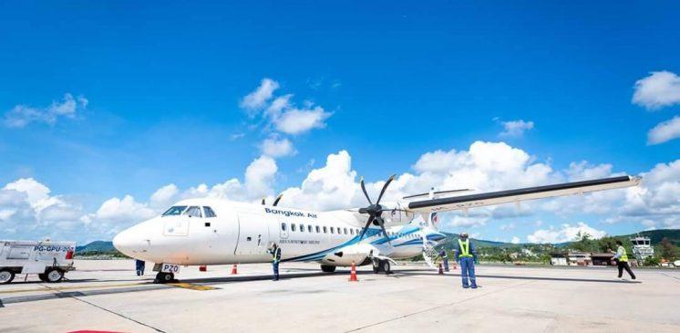 Bangkok Airways resumes domestic flight operation BKK-USM